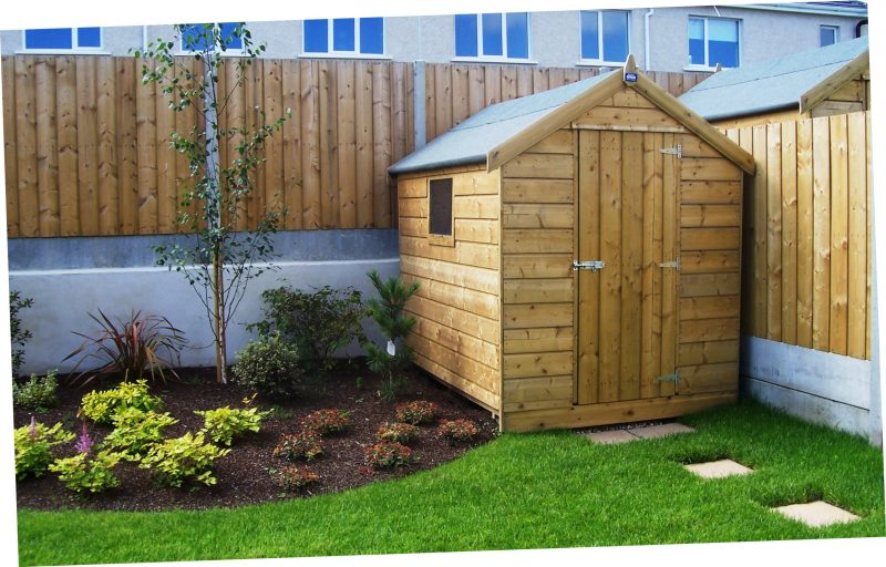 Garden Shed  Timber Shed  Wooden Shed  Abwoodie