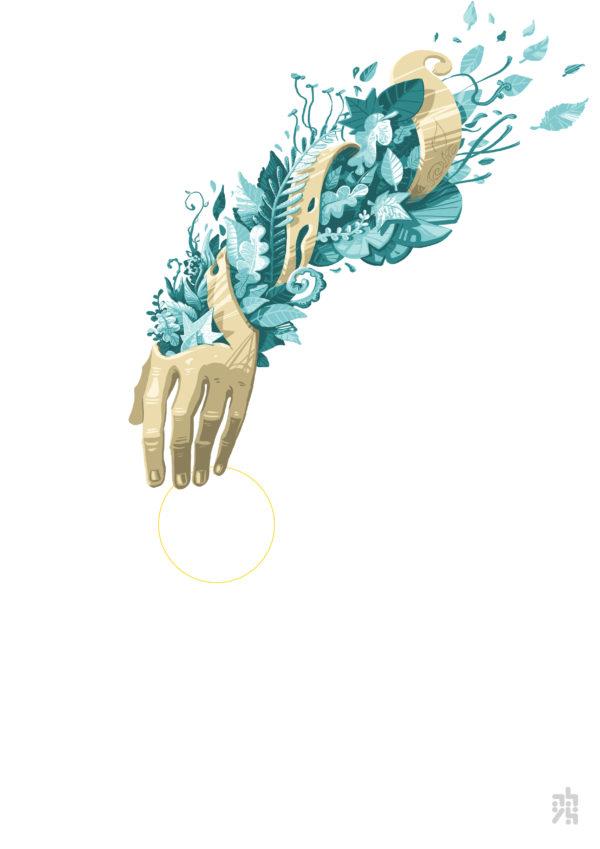 mano de selva – la nature humaine