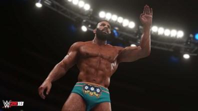 WWE2K18 06 Jinder Mahal