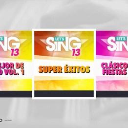 Let's Sing 13