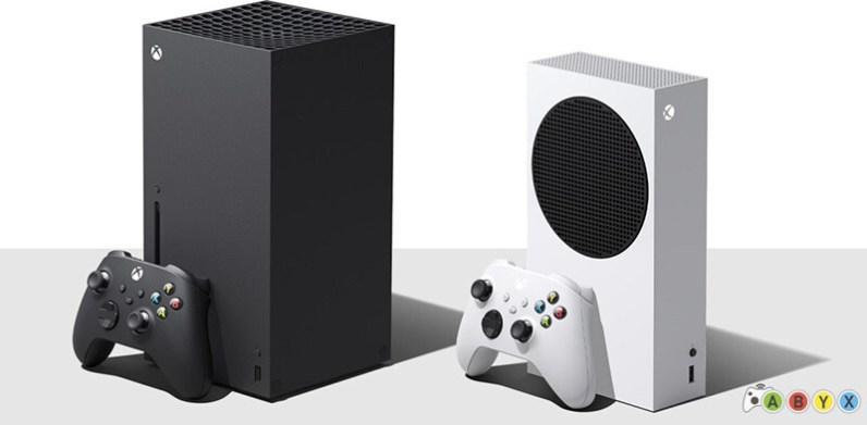 Comparación de Xbox Series X y S