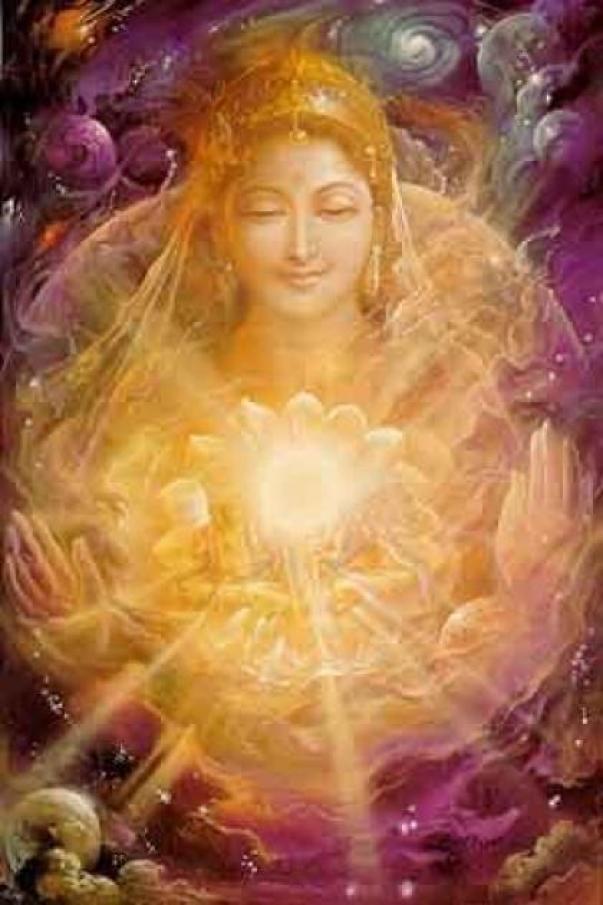 Divine Motherr_shakti
