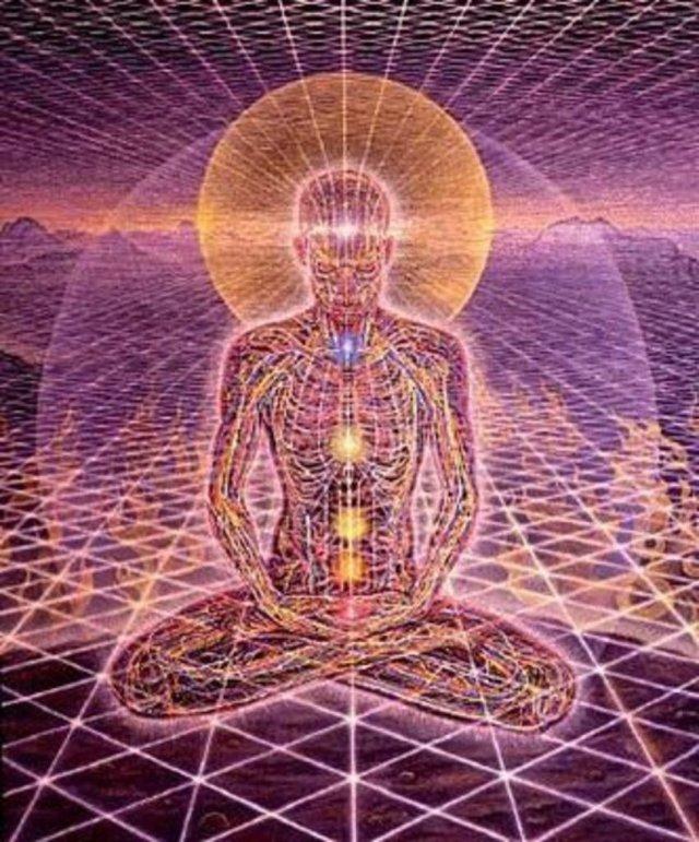 cosmic chakra