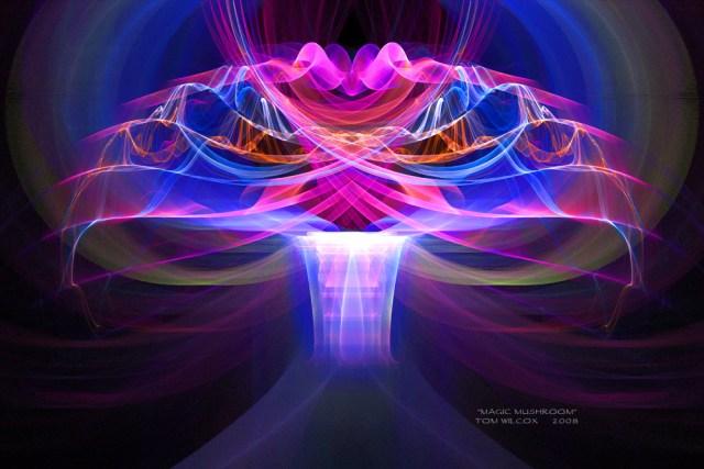 shroom fractal