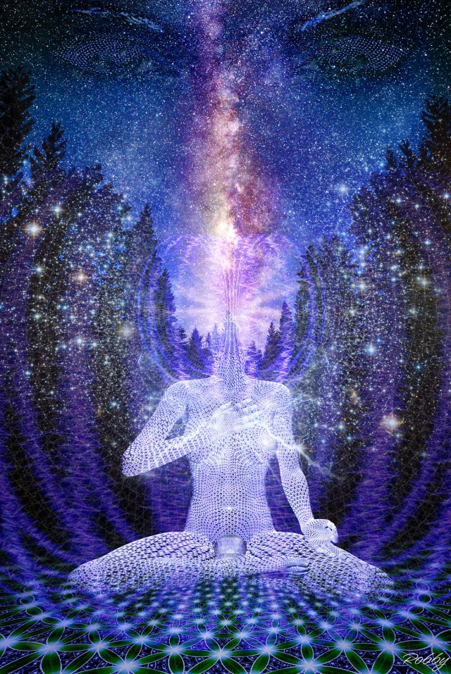 Milky Way mind alignment