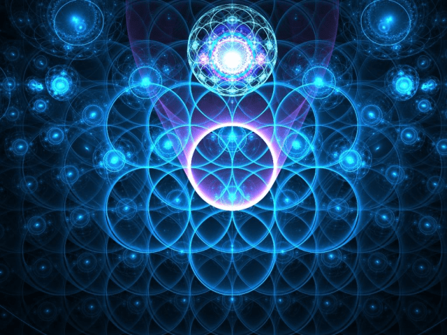 flower of life spheres