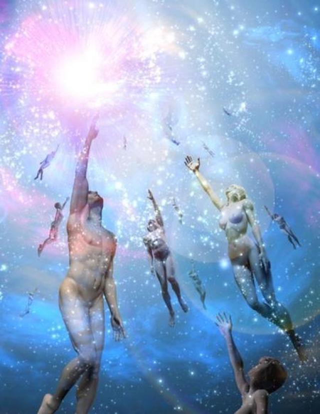 ascension multiple people