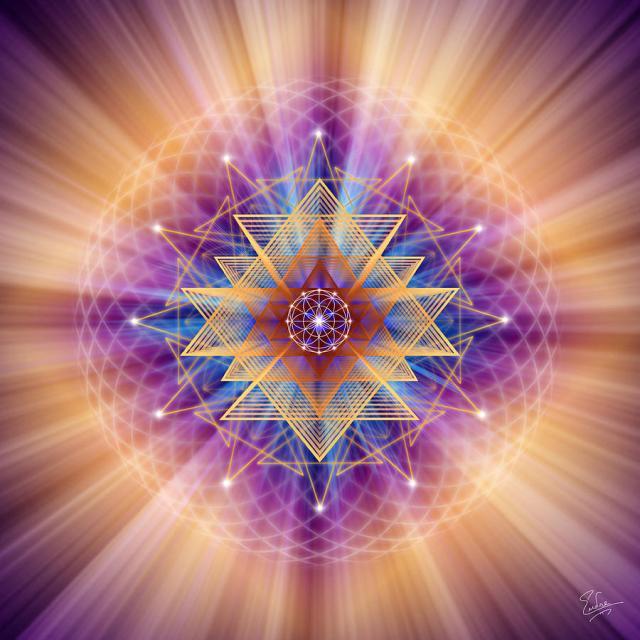 body of light mandala