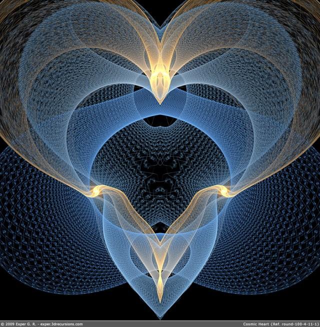 cosmic_heart fractal