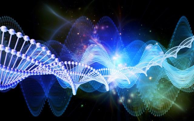 DNA vibrations