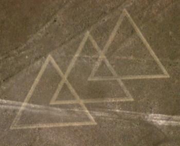 Nazca triangles