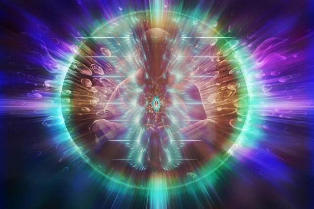 interdimensional transition