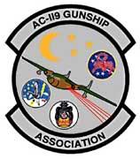 AC-119 Gunship Association Logo