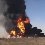 výbuch hranice írán