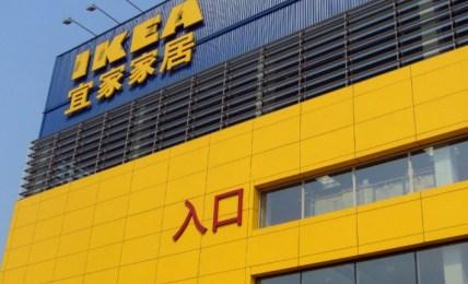 čínský nábytek ikea