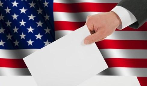 americké volby podvod