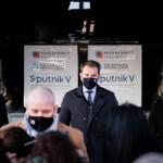 slovensko ruská vakcína