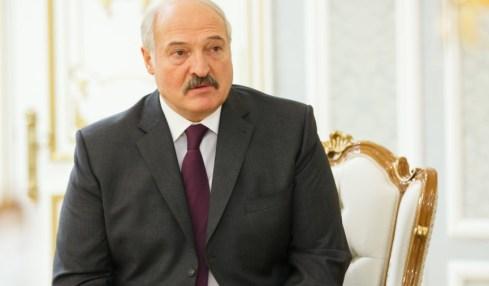 bělorusko lukašenko