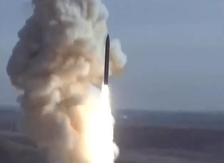 hypersonické zbraně b-52
