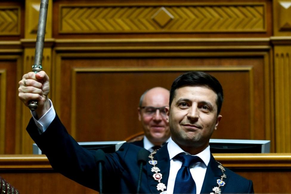 zelensky ukrajinský sen