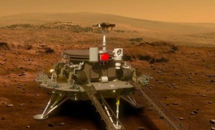 Tianwen-1 sonda
