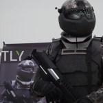 ruský robot