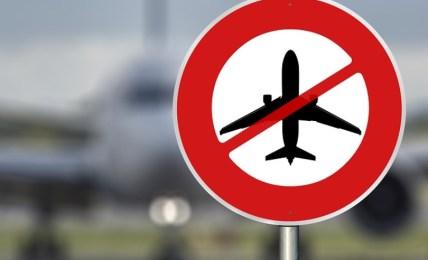 zákaz letů bělorusko