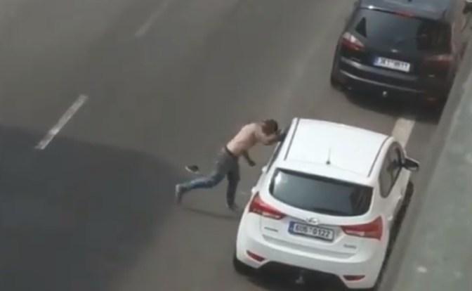 český floyd policie
