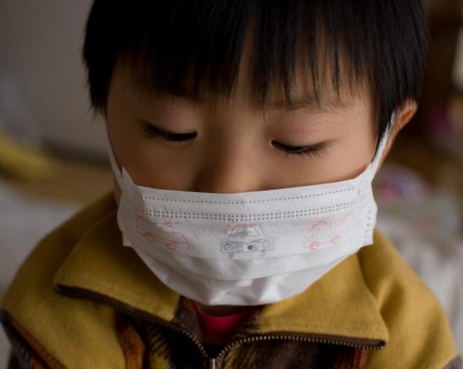 patogeny roušky