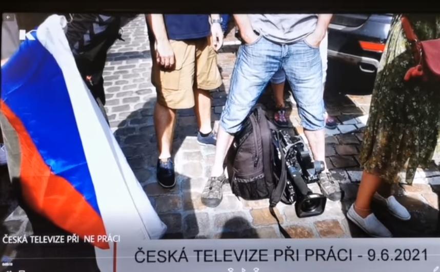 česká televize reportáž
