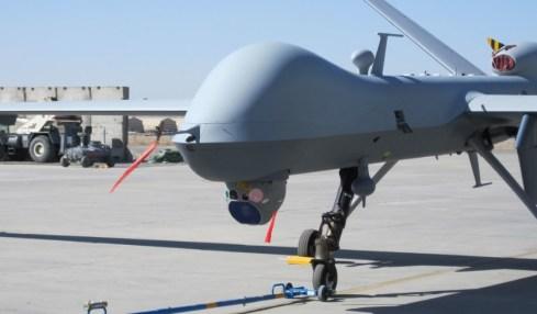 reaper dron