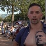pavelec protest putin