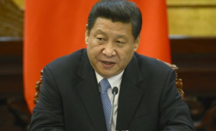 čínský prezident