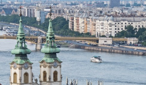 budapešť maďarsko