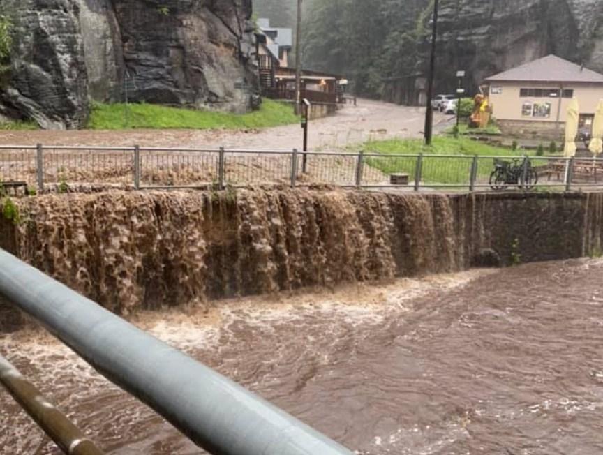povodně nebezpečí