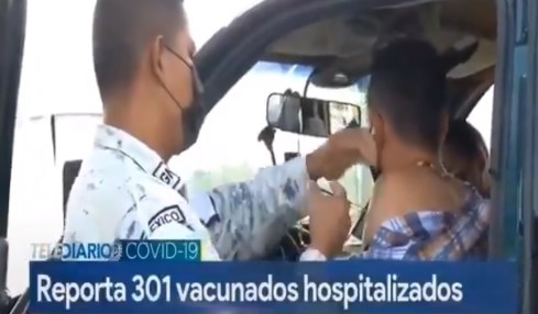 očkovaní jednotka intenzivní péče