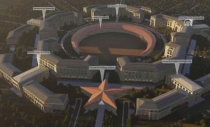 turecký pentagon