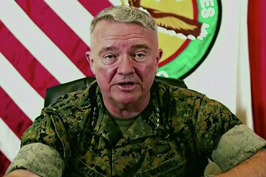 americký generál dron