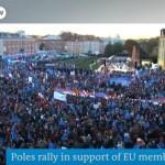 polsko eu protest