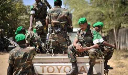 etiopie armáda