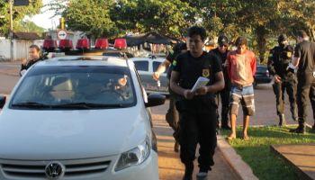 A poucas horas do Jogo do Brasil, Policia prende 13 criminosos em Rio Branco