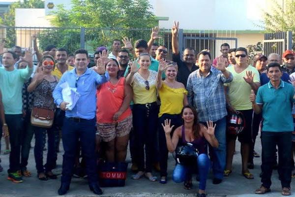 Ex-prefeita de Tarauacá, Marilete Vitorino, do PSD, protocola registro de candidatura à prefeitura