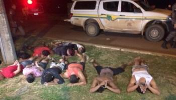 Facção enfrenta polícia armada com fuzil durante tentativa de invasão a Papudinha