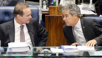 'Jorge não é petista, é instituição suprapartidária', diz Renan