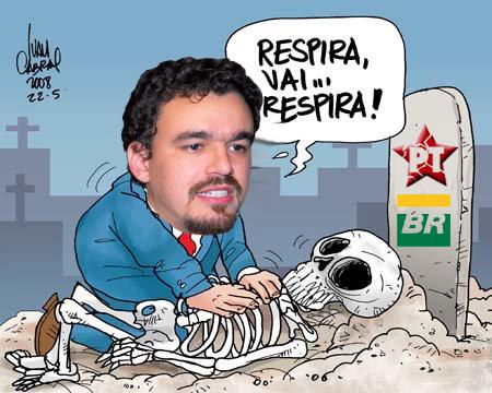 Com saída de Cesário do páreo, Daniel Zen será o presidente do PT do Acre