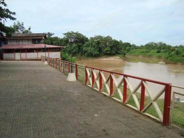 Foz do Rio Xapuri