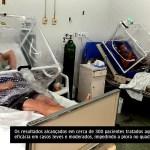 Projeto da Ufac salva vidas de pacientes com Covid-19 e pode virar tratamento em todo país