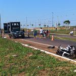 Jovem morre a caminho do trabalho em acidente de moto