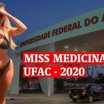 Ex-miss Acre volta a ser aprovada em medicina na Ufac em vaga de deficiente