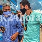 Agentes da PF recebem denúncia e prendem homem no Comitê de Campanha de Tião Bocalom